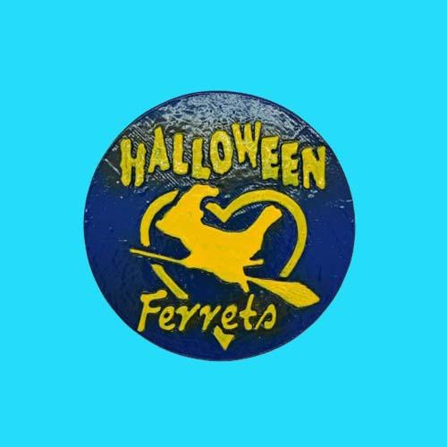 僕たちフェレット可愛い仲間 Halloweenグッズ販売中!