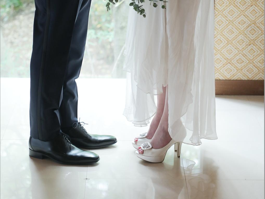 結婚式にアデロのシークレットシューズを推す理由。