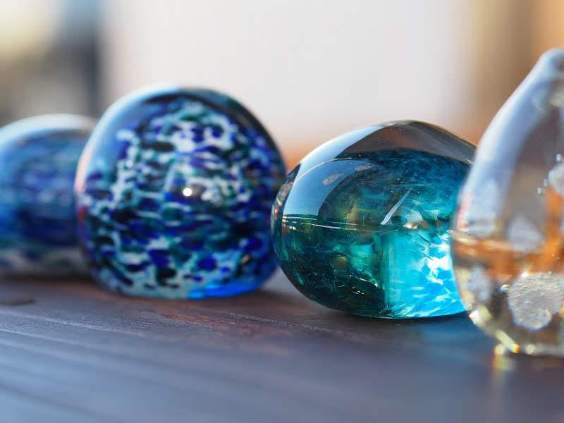 琉球ガラス工房 雫 さんの商品 お取り扱いを始めました。