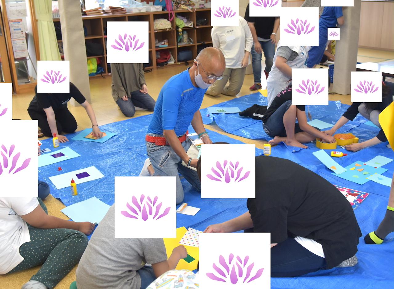 *アート教室を開きました*