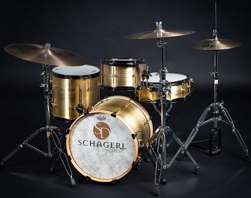ドラスコ豆知識/金属製シェルドラムのSchagerl Drums