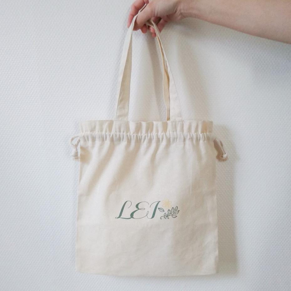 【数量限定】SHOP LEIオリジナルバッグプレゼント♪