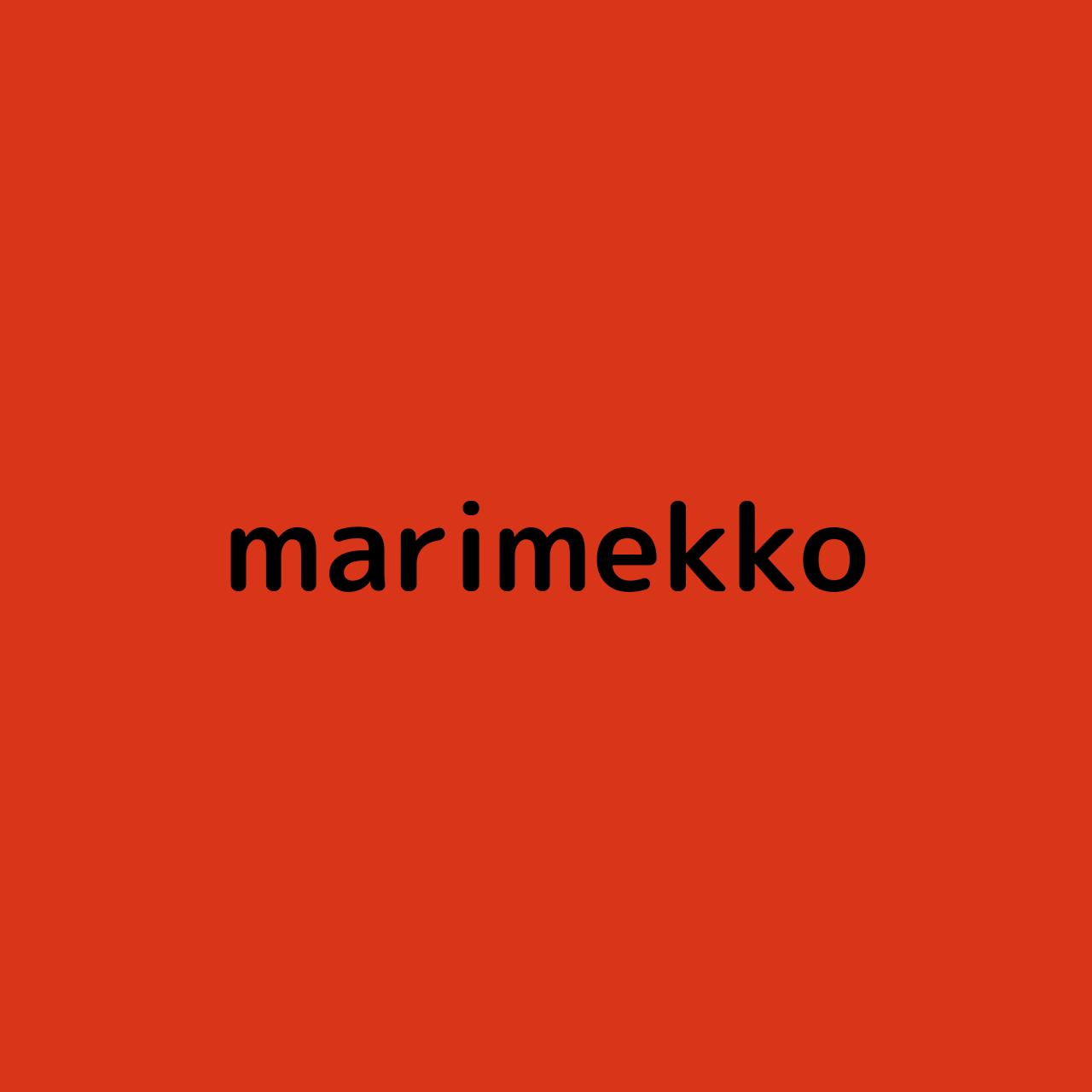 【marimekko】SHOP LEI取扱いブランドの紹介