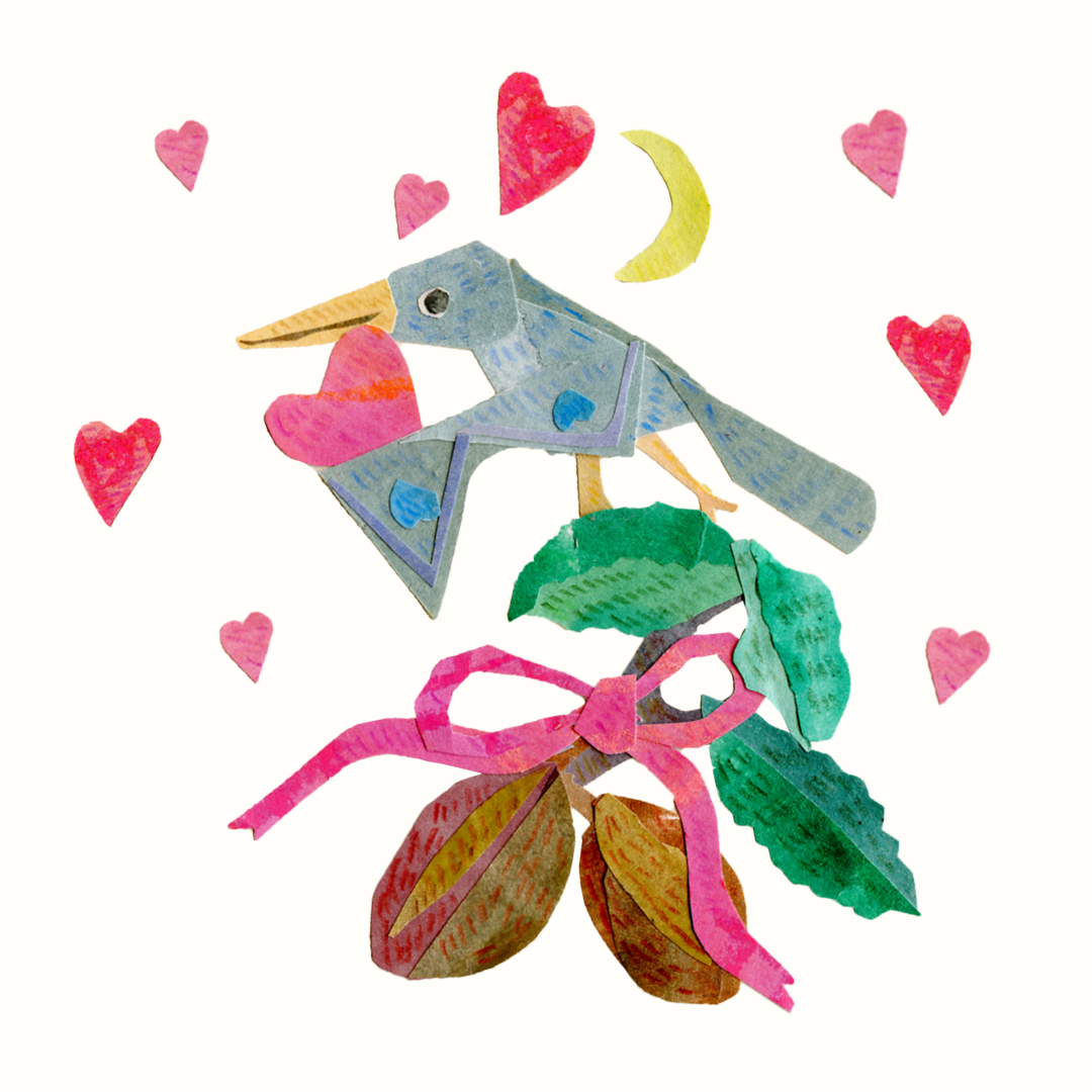 【Monthly Greetings】バレンタイン