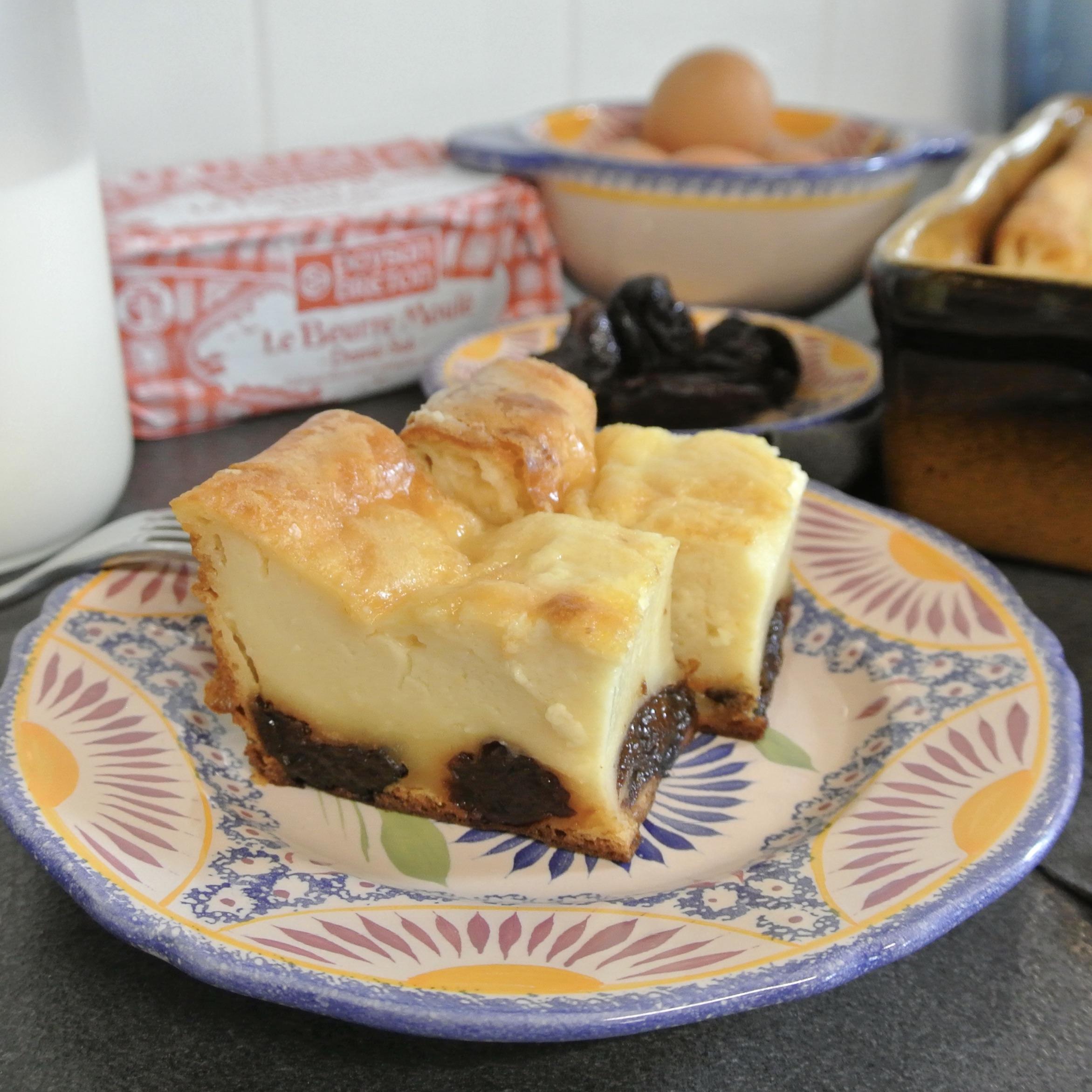 【スタッフコラム】 ブルターニュ地方のデザート!Far breton の作り方