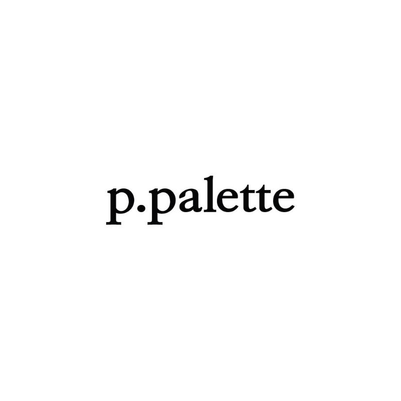 [今月のRecommend Brand❤2021/04] p.palette vol.1