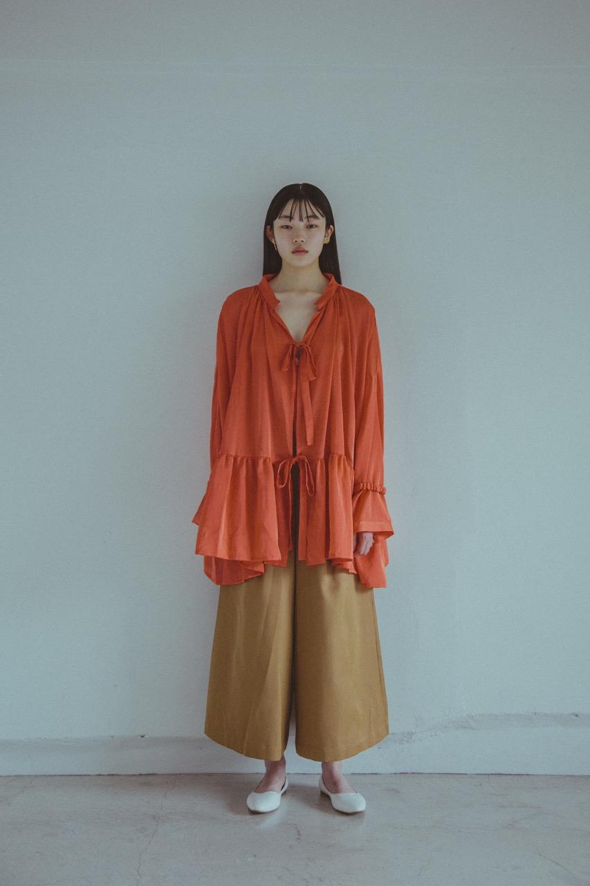 "【look】""YUKI SHIMANE"" 2022 S/S collection."