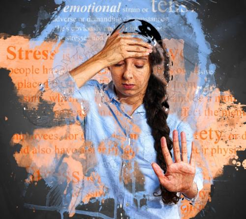 過敏になった神経系を早く鎮静させる