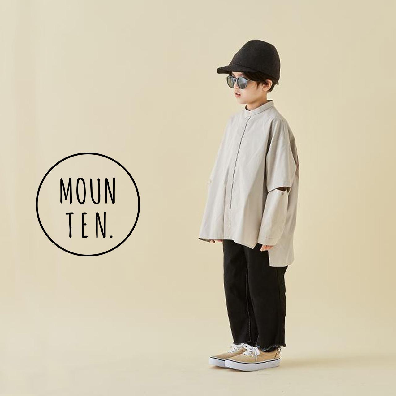 MOUN TEN. nunuforme 21AW Collection Look 解禁!