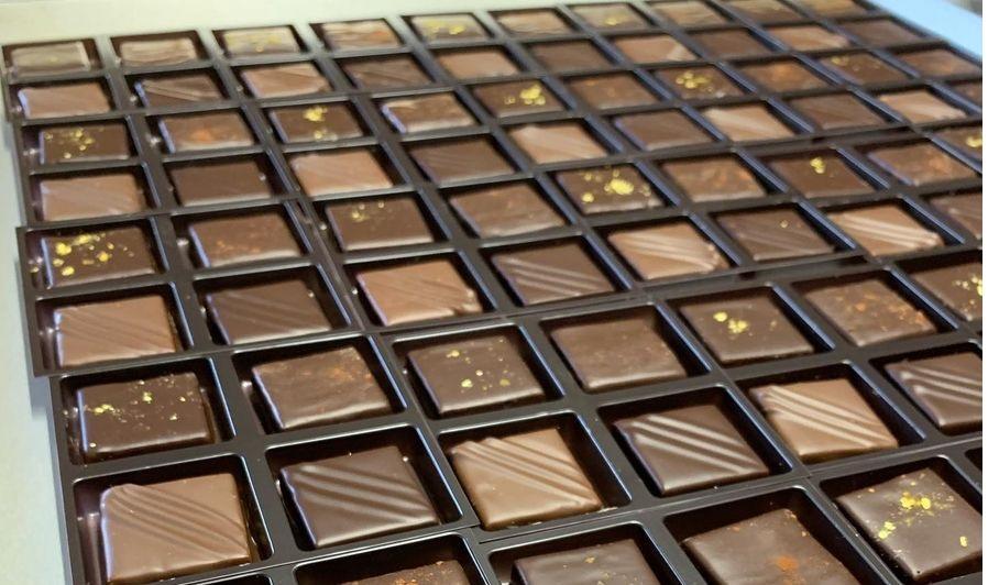 バレンタインに向けてチョコの準備はできていますか😘
