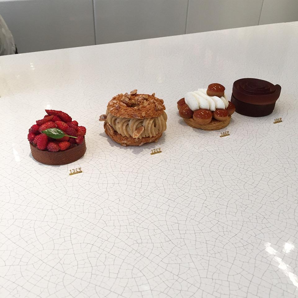 もちろんお菓子屋巡りしています in Paris