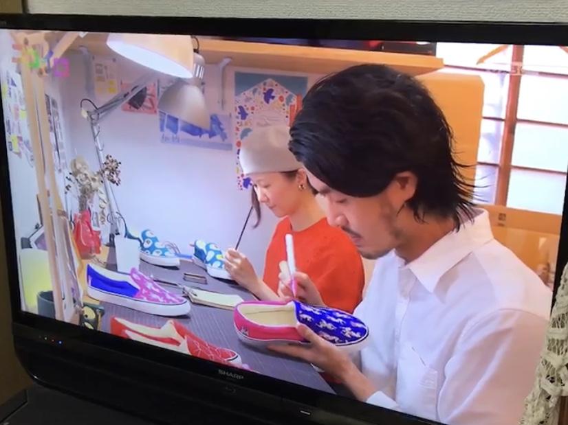 TV番組【ココイロ】にてLACICOを特集していただきました!