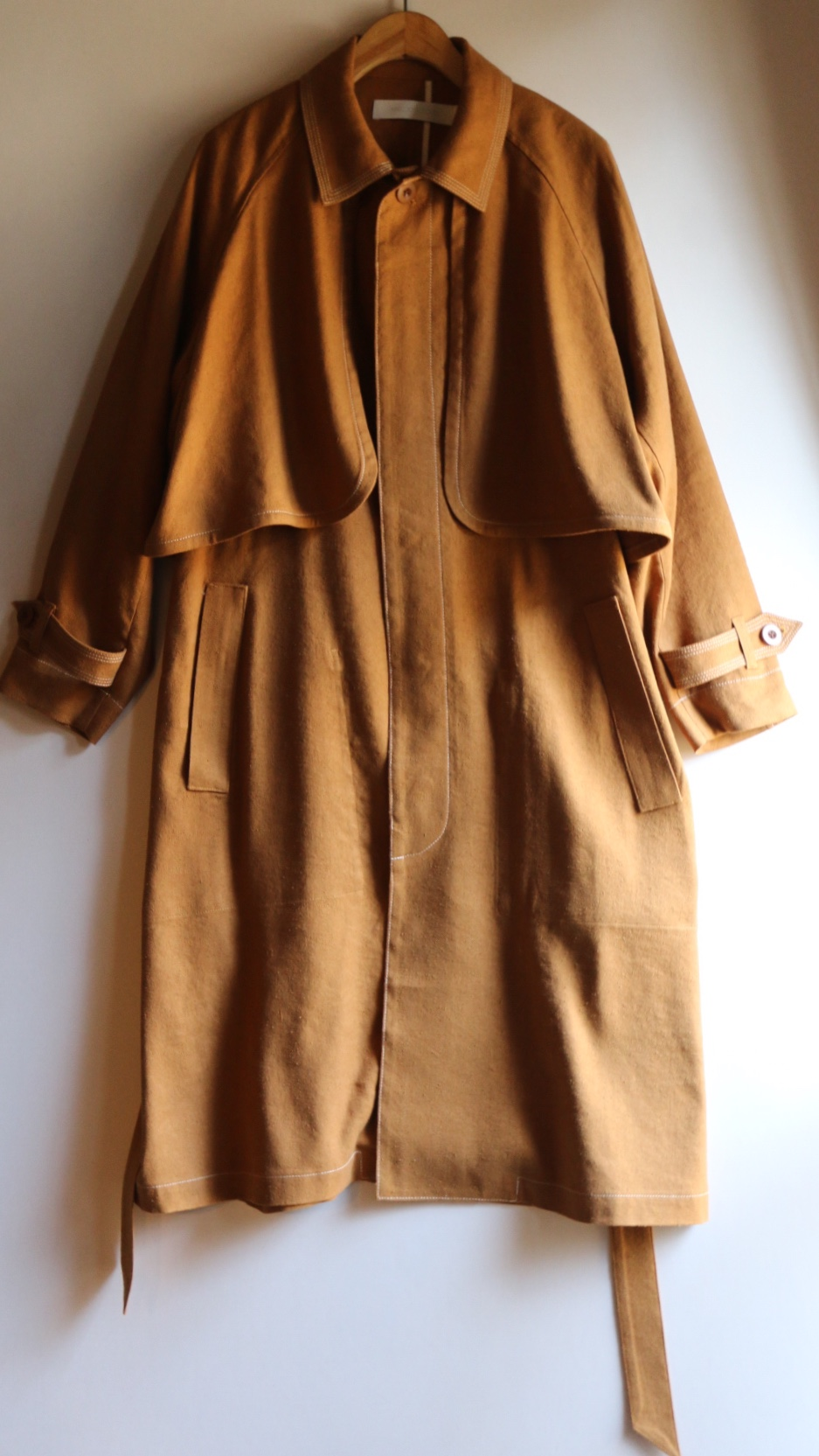 ASEEDONCLÖUD peasant coat