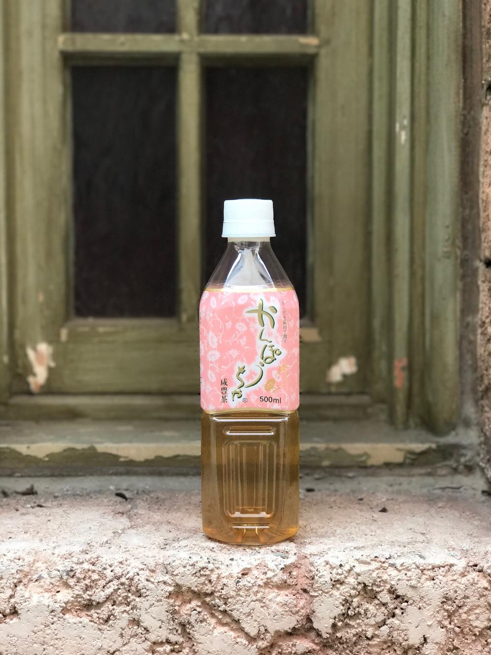 酷暑における開封済かんぽう茶ペットボトルの保存方法