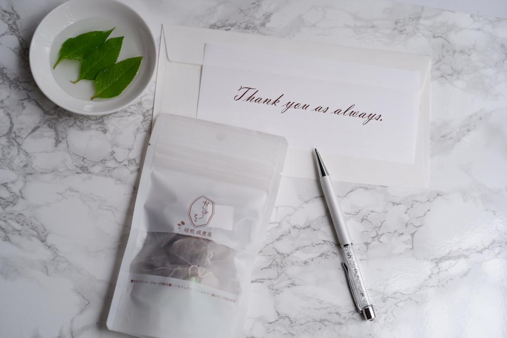 敬老の日に、定形外郵便でお手紙とともにプレゼントされませんか?