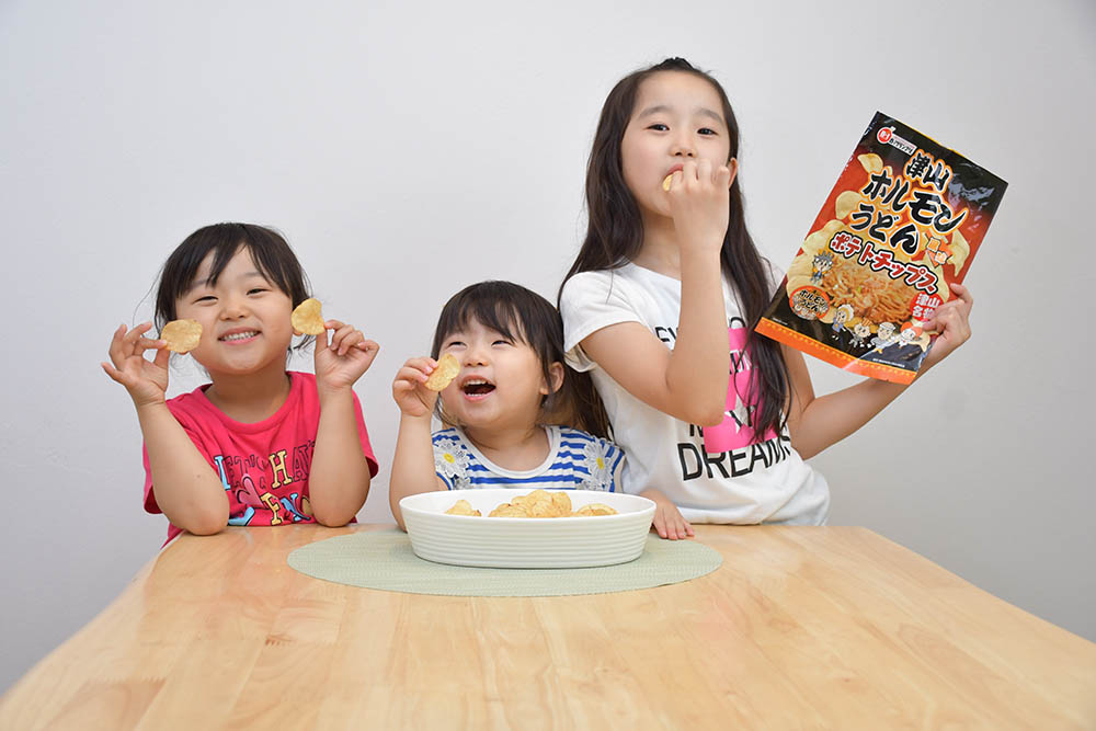 津山の名物を使用しました食べれる商品を近日、販売開始いたします!!
