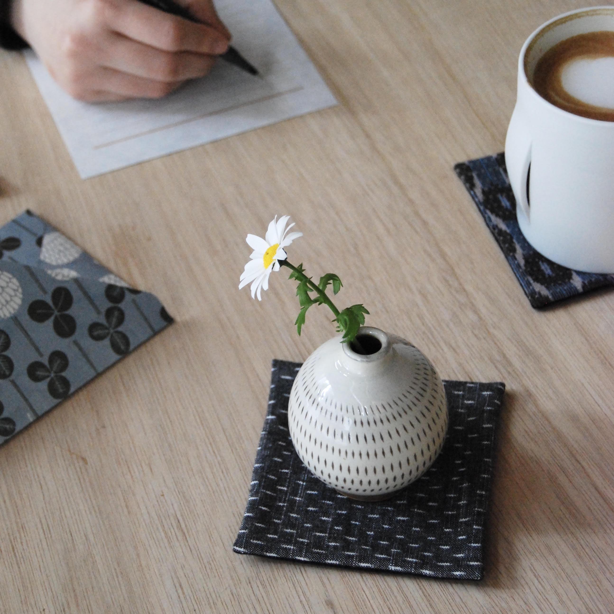 Ruska Cafe and Scones オリジナル「久留米絣」の商品を販売開始しました