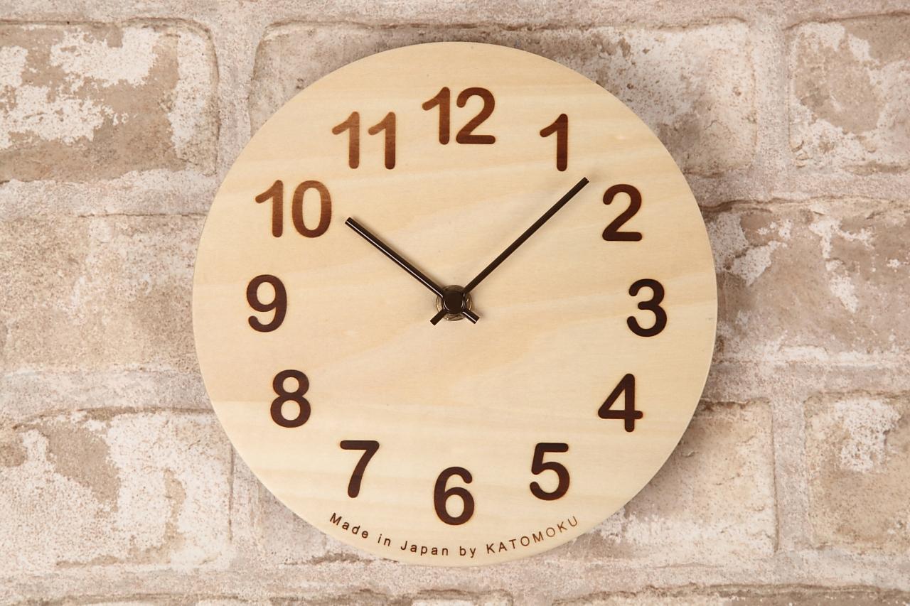 KATOMOKUの小さな時計