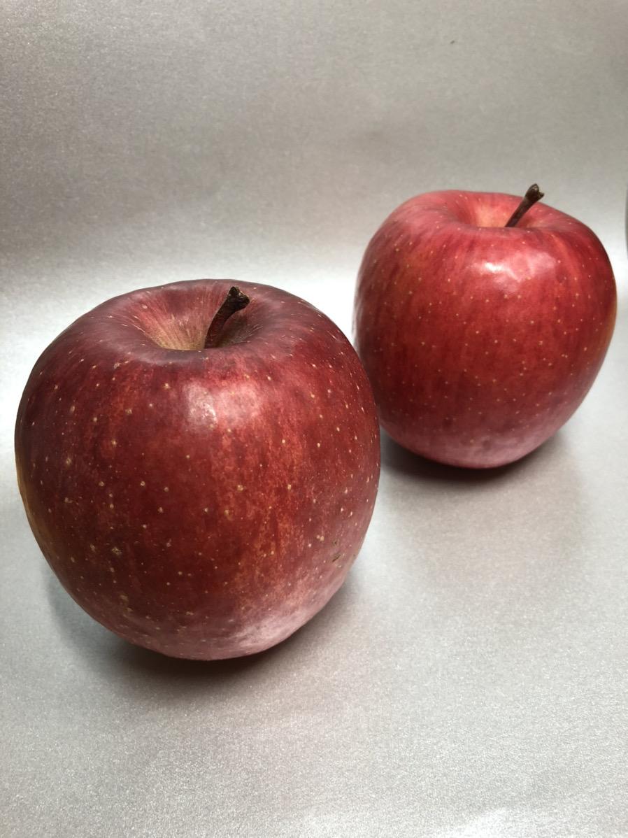 青森県津軽産りんご「葉とらずサンふじ」【訳あり】【送料無料】