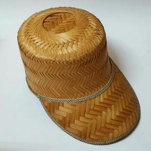 珍しい❗竹製の帽子(キャップ)