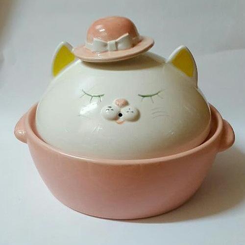 焼き芋が作れて見た目にも癒される土鍋❗