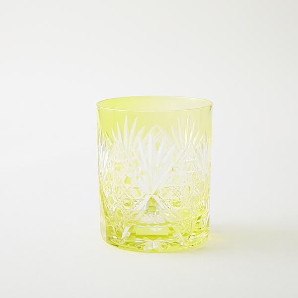 江戸切子 珍しいロックグラス