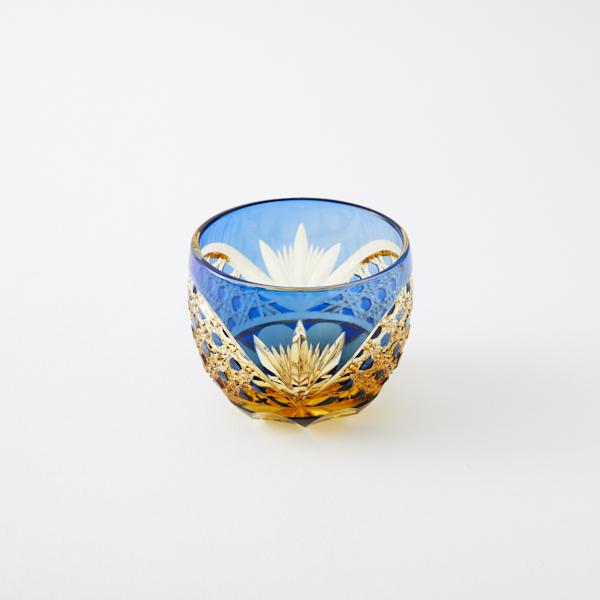 江戸切子の店 お勧め父の日 クリスタルガラスのぐい吞