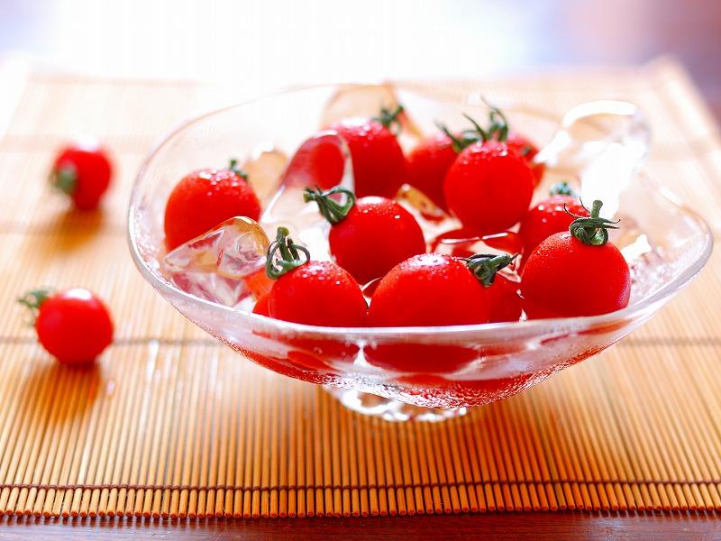 【ミニトマトこくパリッ】サマートマト|夏にはやっぱり!冷やしトマト!