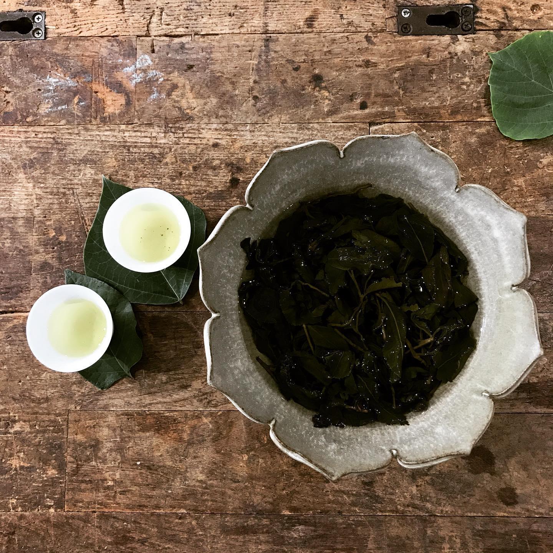 凍頂烏龍茶は花粉症に効くのか?