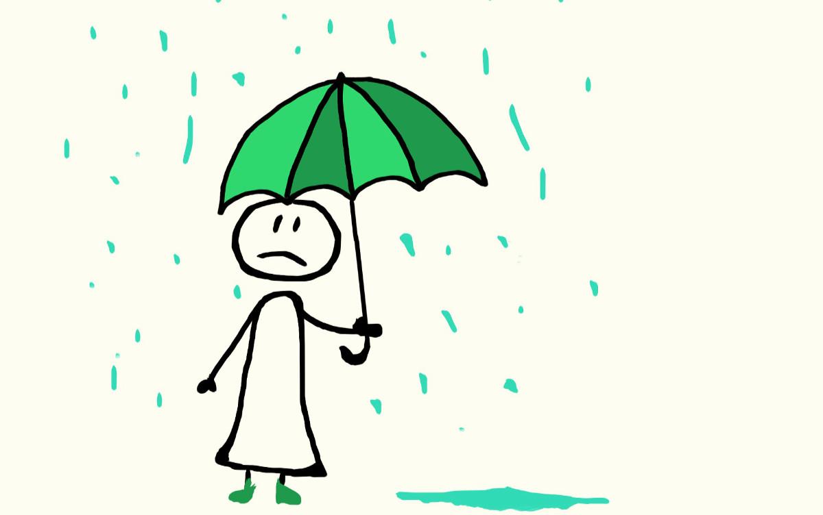 🌿 梅雨時期はCBDオイルで「湿気対策」を心がけましょう。