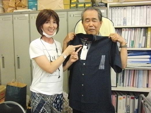 小橋川理事長 お誕生日おめでとうございます!!