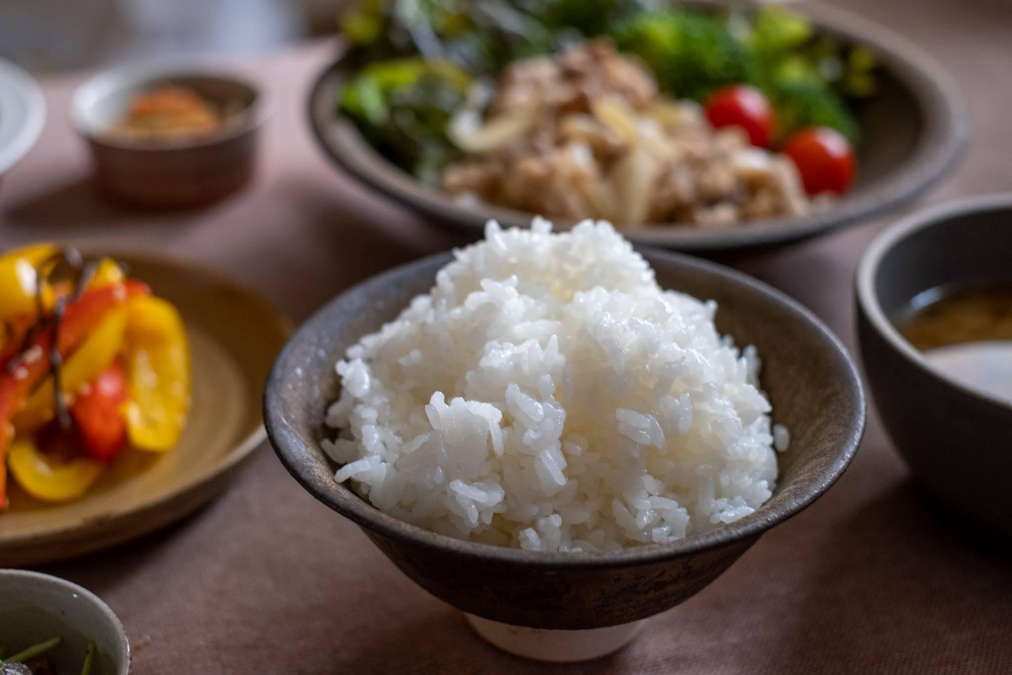 【キャンペーン終了!!】抽選で88名様に大自然米、無洗米2合(300g)無料キャンペーン!