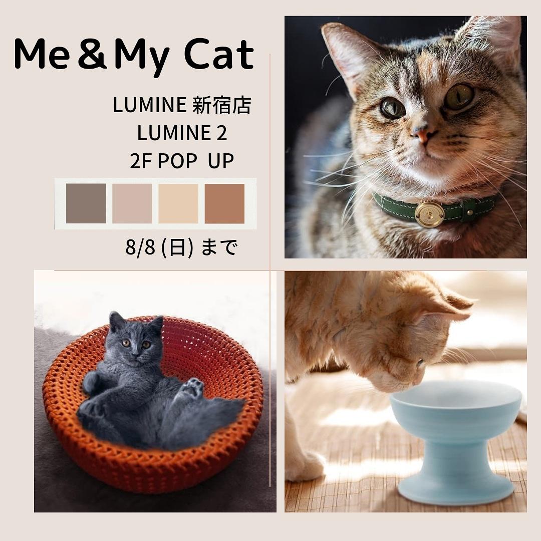 LUMINE新宿店 LUMINE2 2F にてPOPUPショップ盛況のお礼