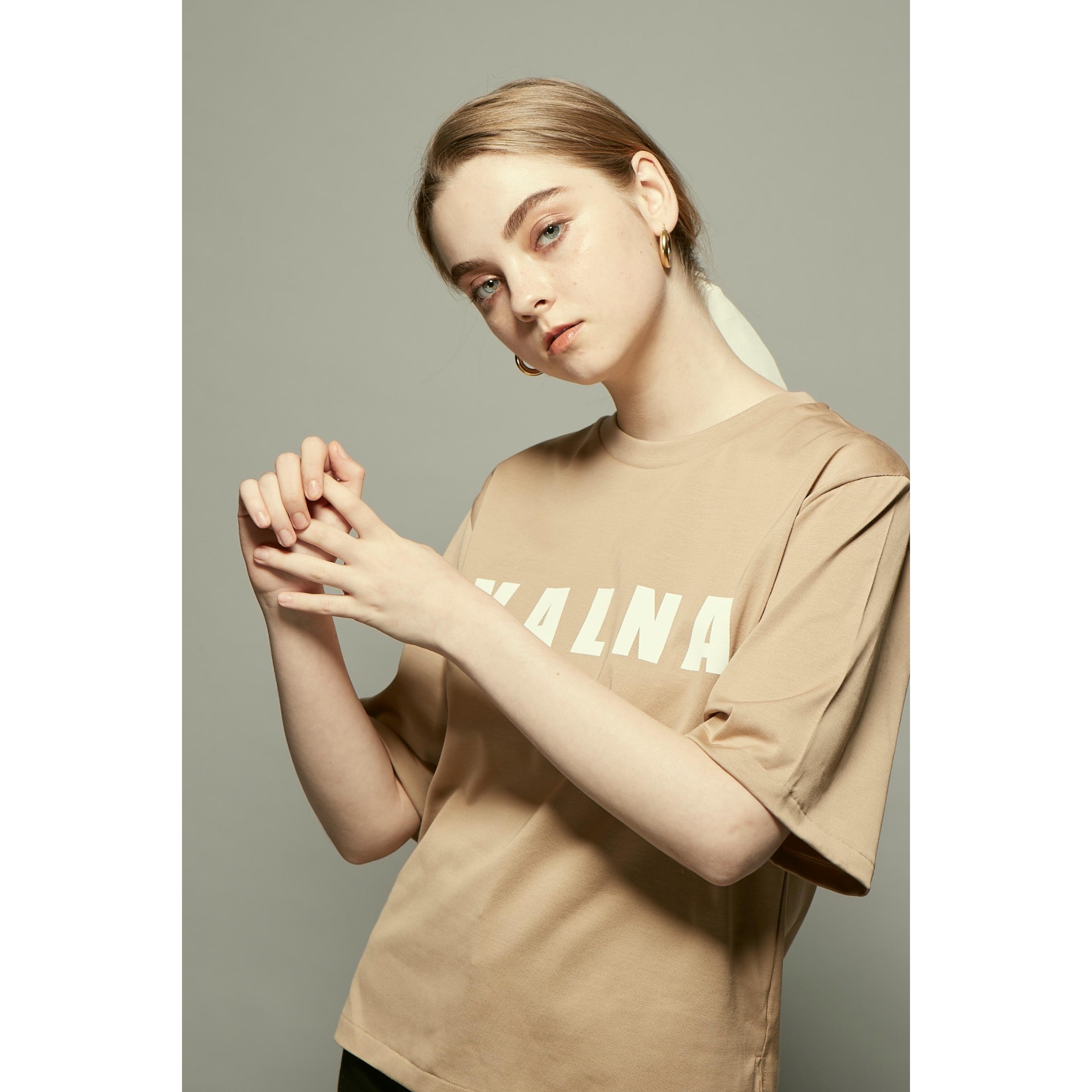 Kalna printed T-shirt 再入荷のお知らせ