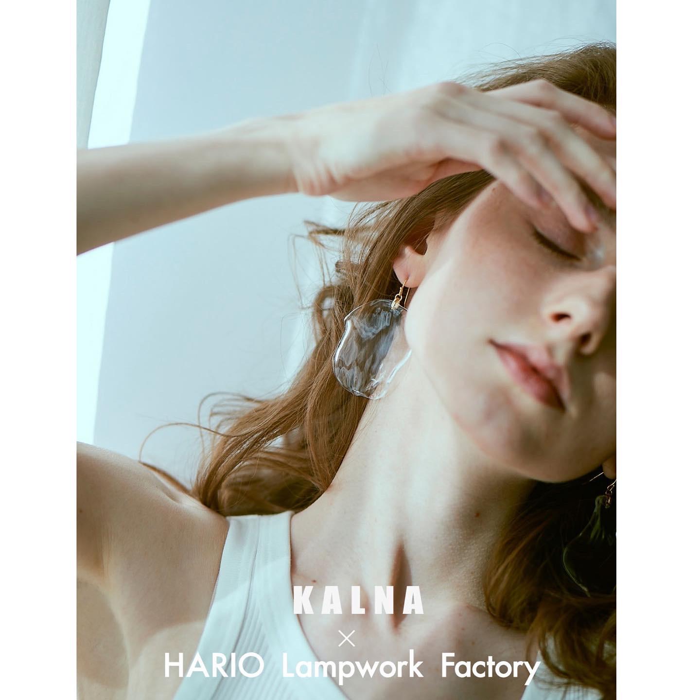 KALNA×HARIO Lampwork Factory