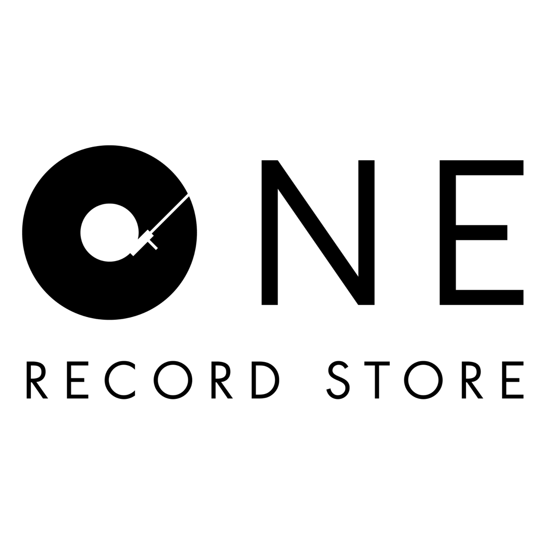 ONE RECORD STOREがオープン!