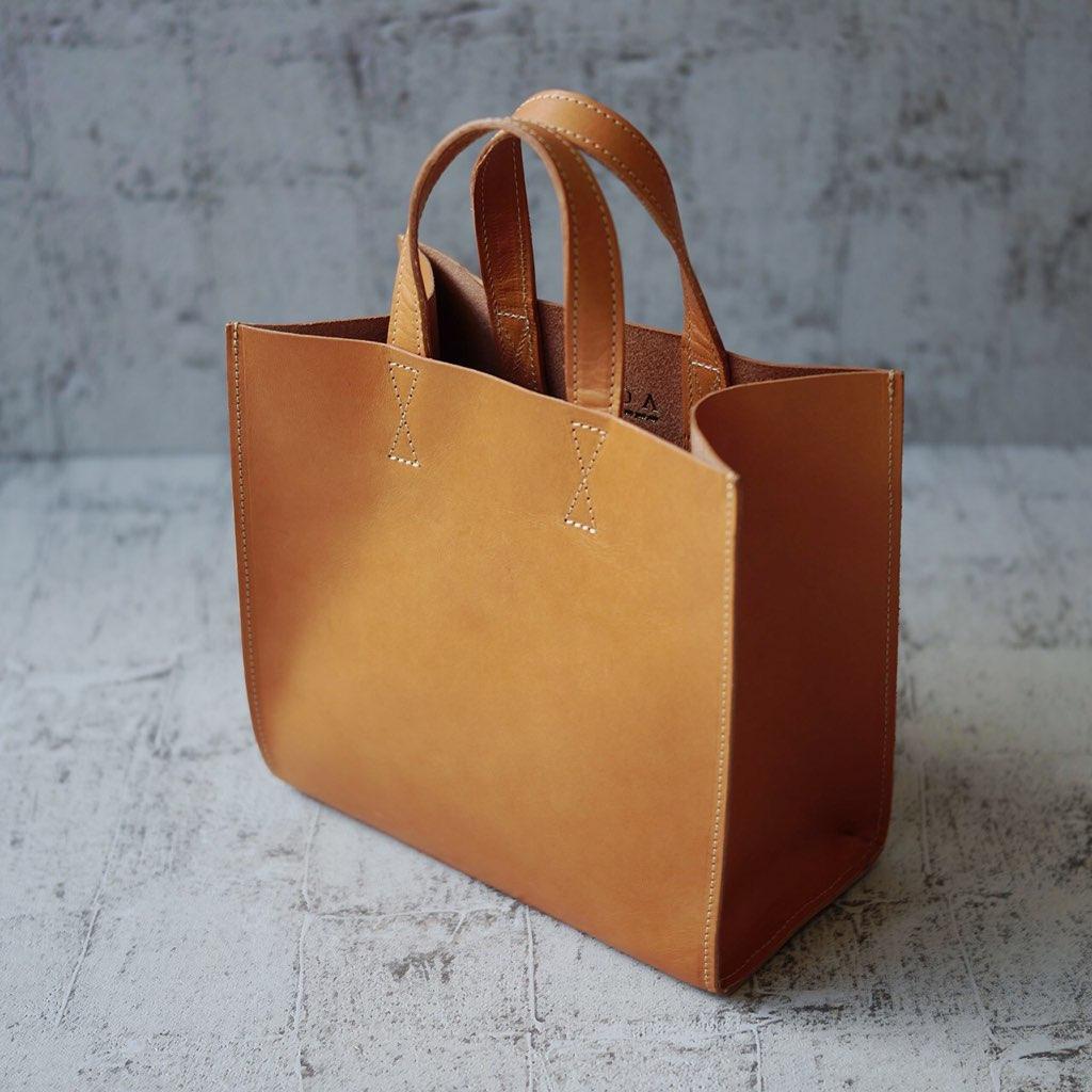 久しぶりにTUDAのアイコンとしている手提げバッグをご紹介します。