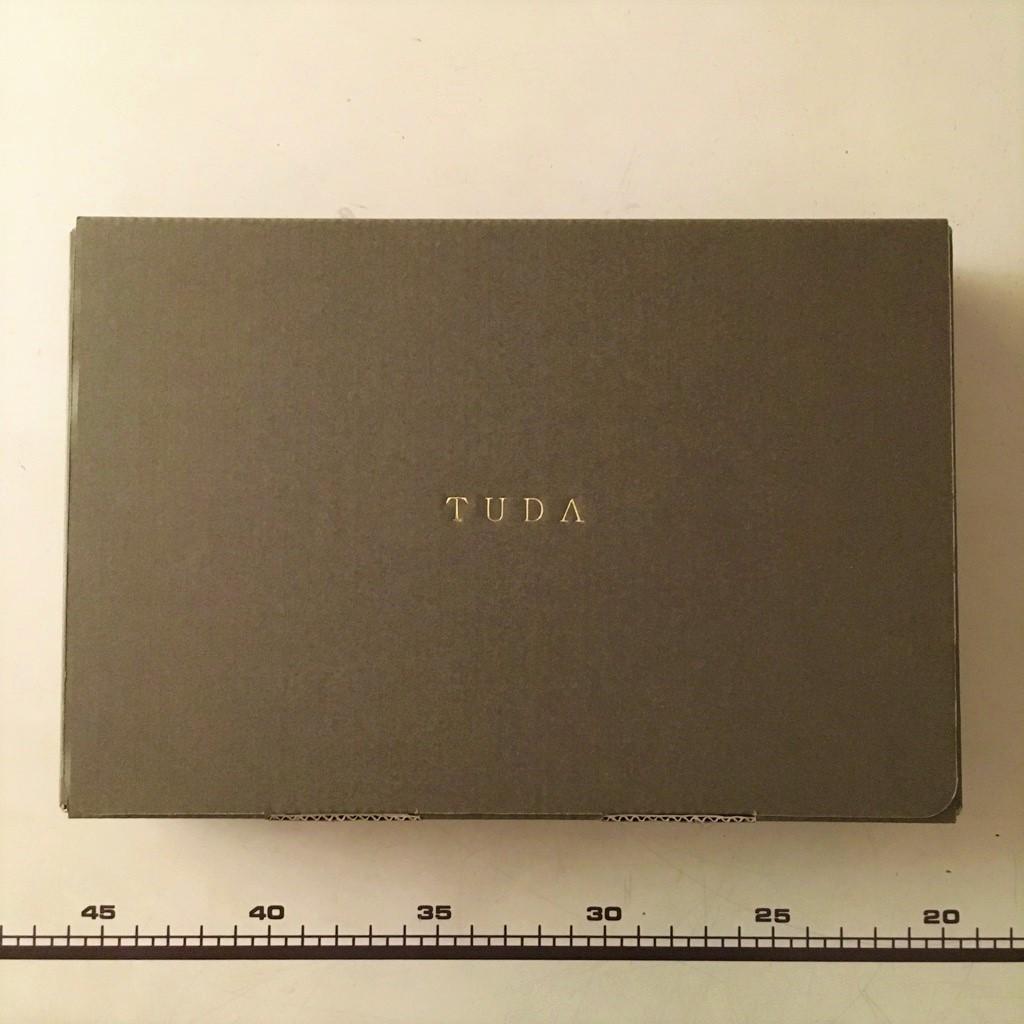 ブックカバー単行本サイズを専用箱で初めて出荷します。