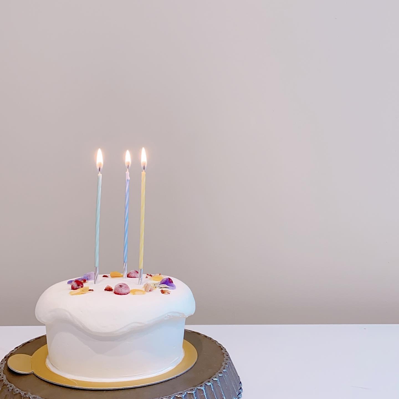 アイスケーキのページが新しくなりました