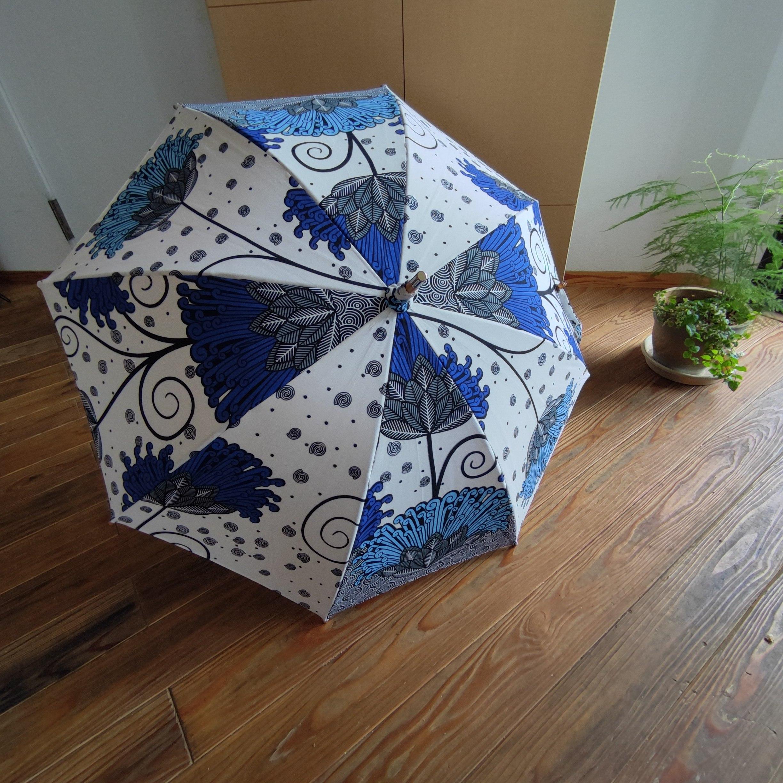 オーダー日傘納品しました
