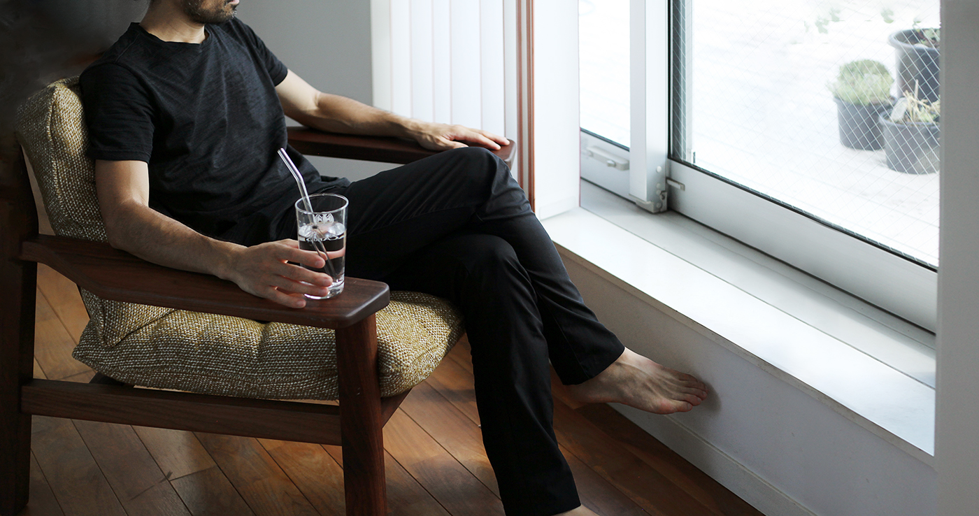 暮らしを豊かにするラウンジチェア - VISKIO Lounge Chair -