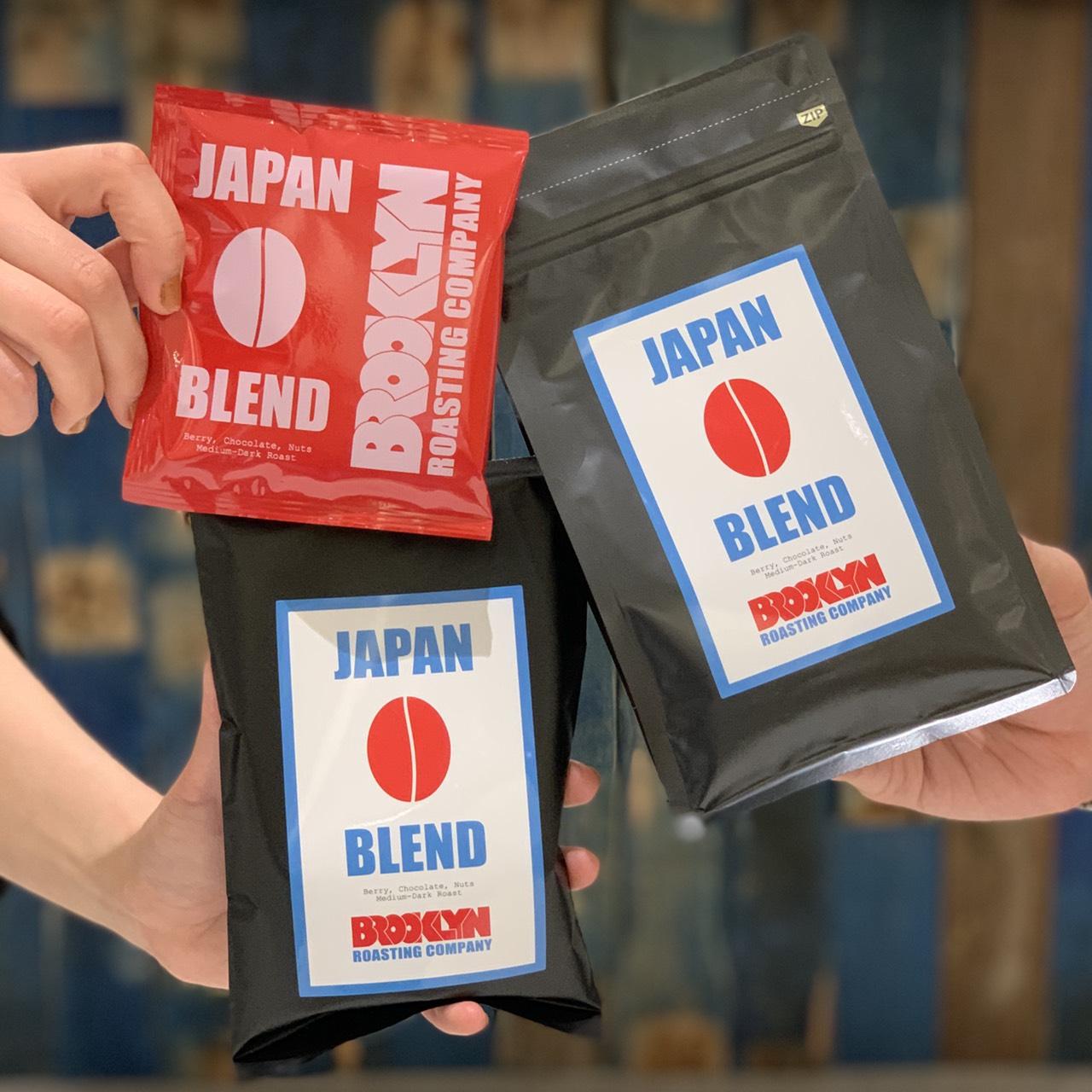 [ JAPAN BLEND ]