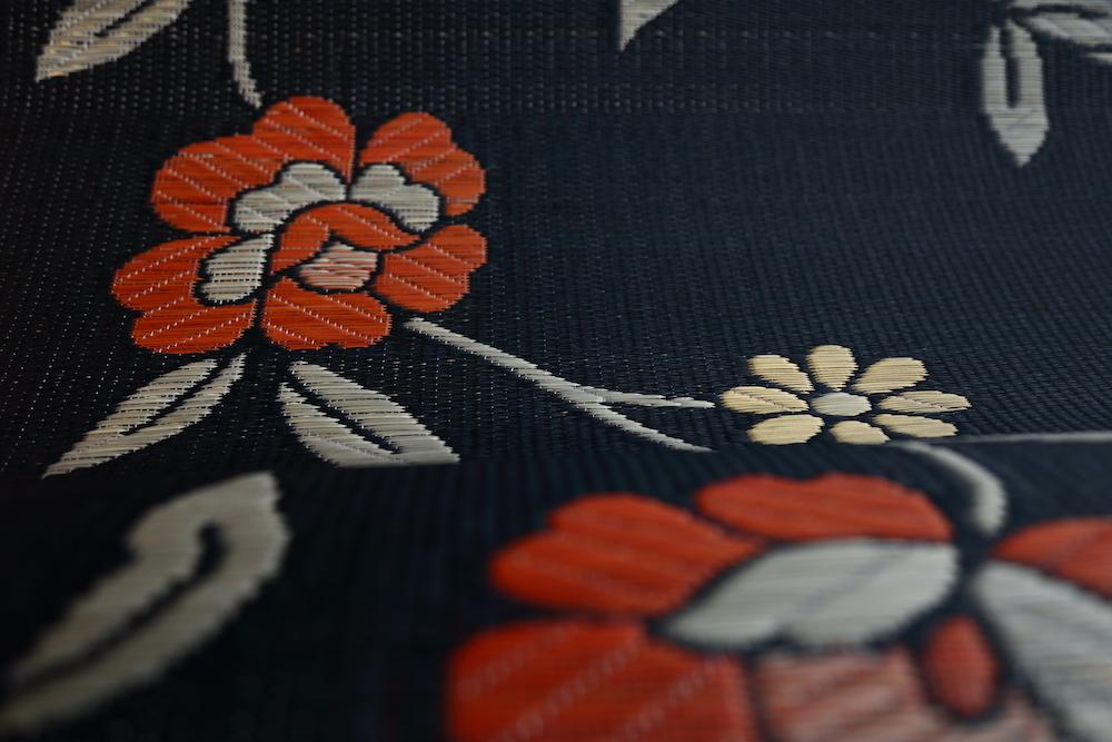 【OEM】オリジナル花ござ製品の受注生産(オーダーメイド)も承っております!