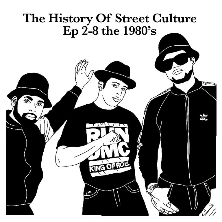 ストリートの歴史 エピソード2-8
