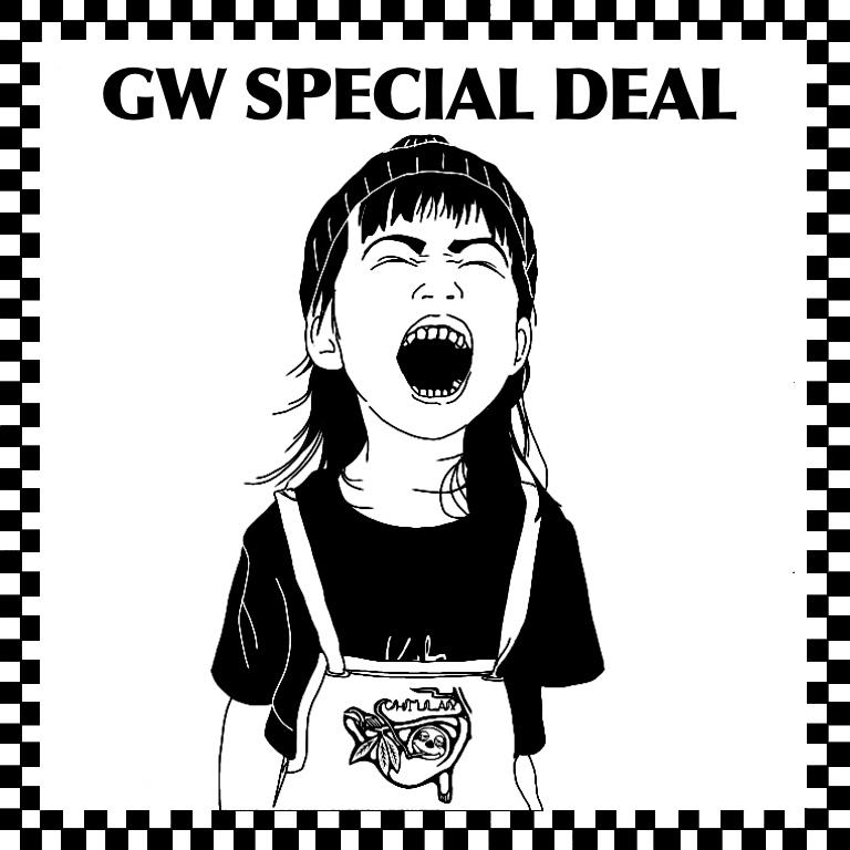 GW SPECIAL DEAL