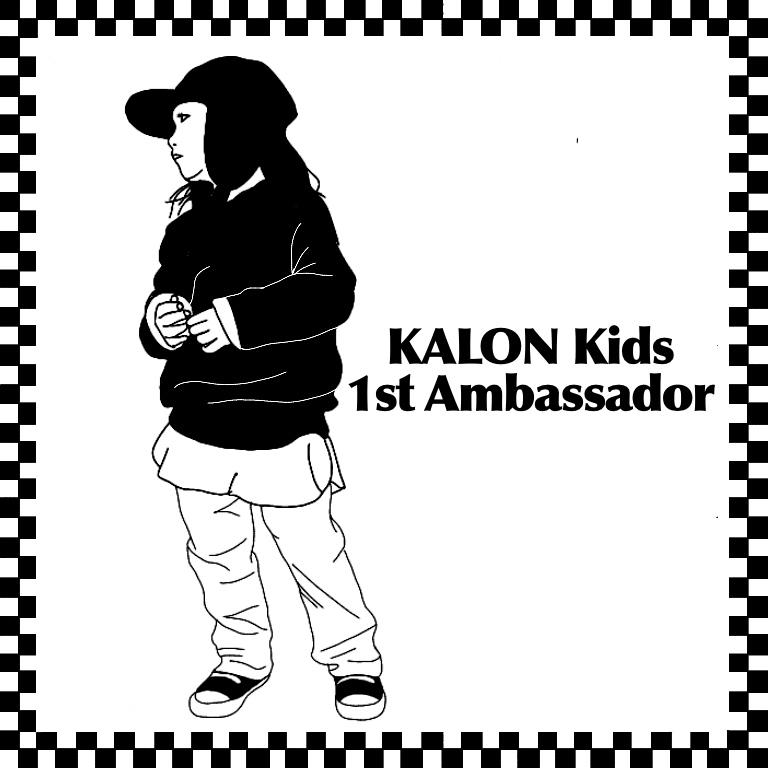 KALON KIDS 1st AMBASSDOR【Ann】