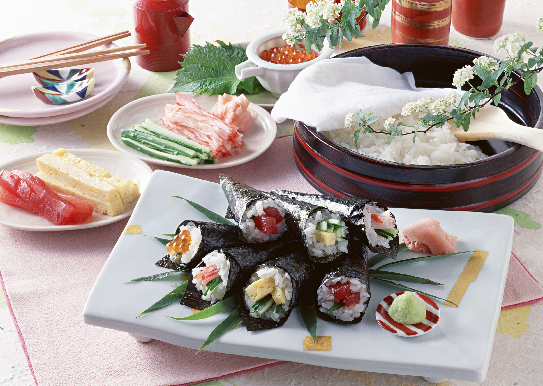 祝・七五三! お寿司・手巻き寿司フォトコンテストを開催します!