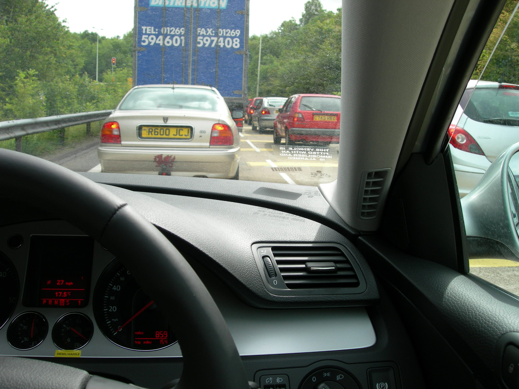 英国出張記2008夏 (2008年6月29日~7月9日)