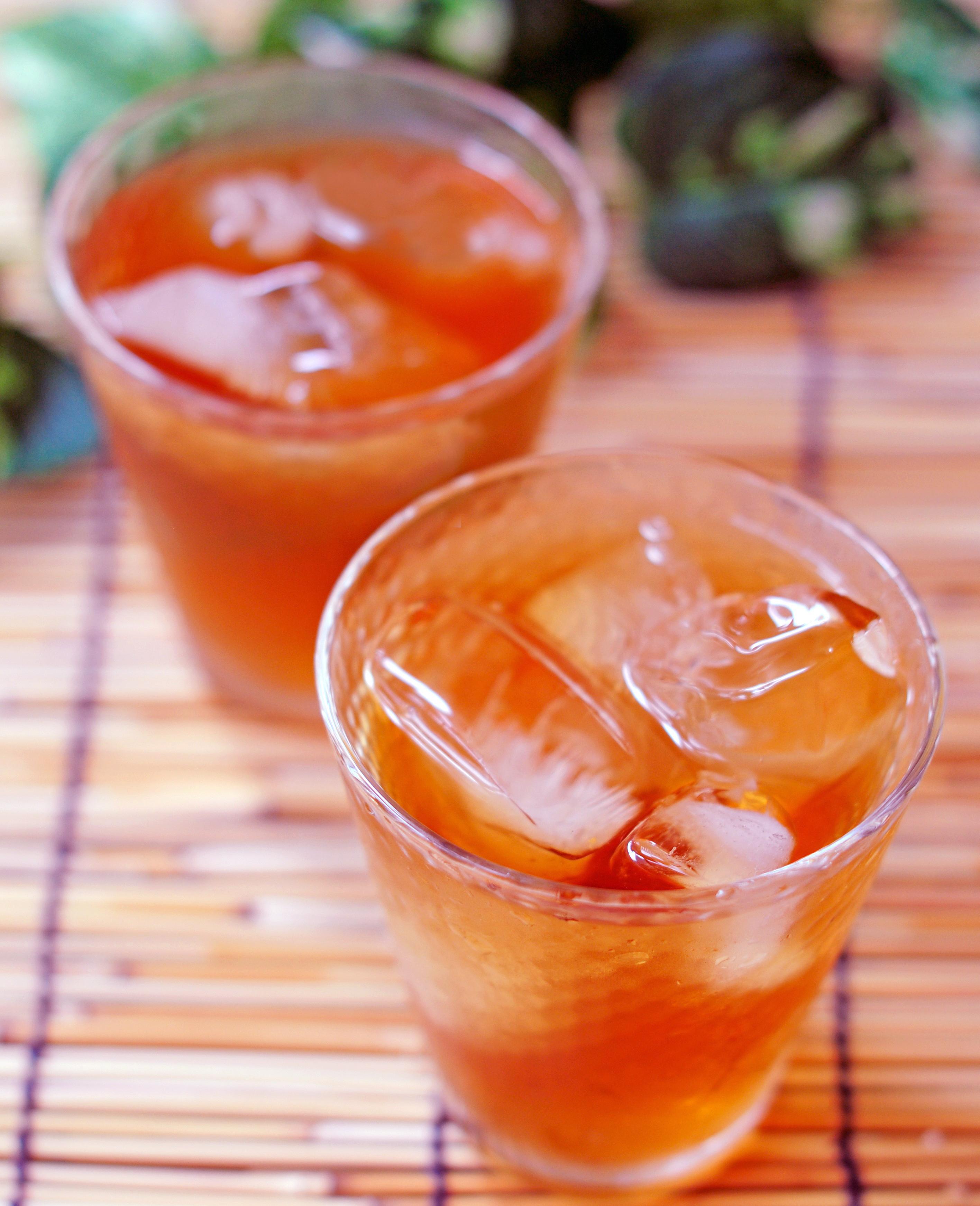 夏の水分補給にオススメ!水出しできる魔法のお茶!