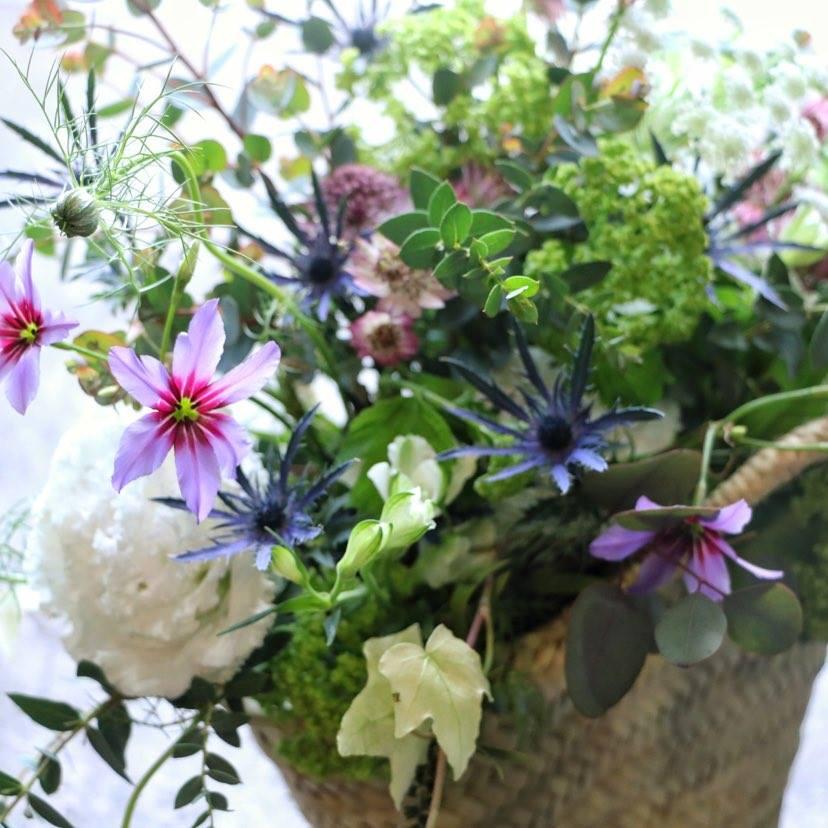 今、お花が求められている!!
